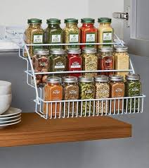 Extra Large Spice Rack 48 Kitchen Storage Hacks And Solutions For Your Home