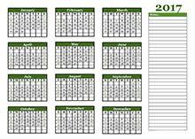 free printable yearly calendar templates 2017 calendar 2017