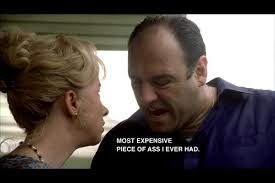 Tony Soprano Memes - sopranos meme on twitter most expensive piece of ass i ever had