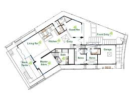 eco friendly homes plans interesting eco house plan gallery ideas house design