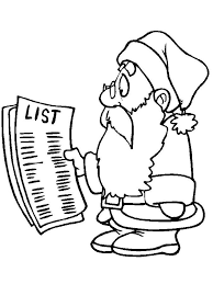 christmas coloring 59 clip art library