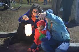 photos jp lantern parade at jamaica pond jamaica plain news