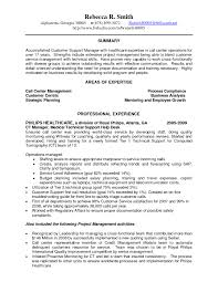 Ct Resume Best Call Center Resume Resume For Your Job Application