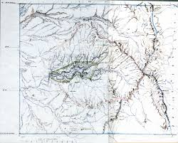 Tre Map Yosemite Historic Maps Yosemite Library Online
