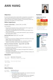 Examples Of Server Resumes by Hostess Server Resume Samples Visualcv Resume Samples Database