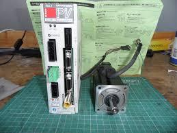 servo motors drives u003e sanyo denki p50 with pv2 amplifier how to