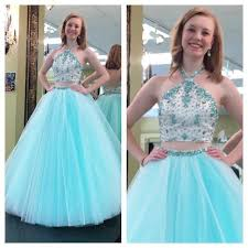 dresses for sweet 15 sweet 15 dresses quinceanera 2015 mint green two prom dress
