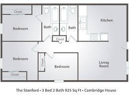 2 bedroom floor plan bedroom apartment bathroom staradeal com