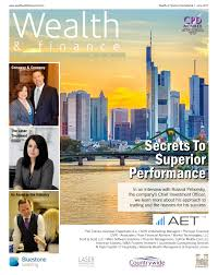 wealth u0026 finance june 2017 by ai global media issuu