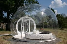 nord pas de calais chambres d hotes dormir dans une bulle chambre insolite nord pas de calais