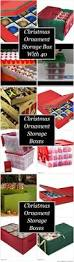 Plastic Storage Containers For Christmas Ornaments by Best 25 Ornament Storage Box Ideas On Pinterest Ornament