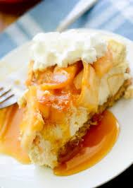 caramel apple cheesecake u2013 recipe diaries