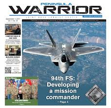 peninsula warrior air force edition 09 01 17 by military news issuu