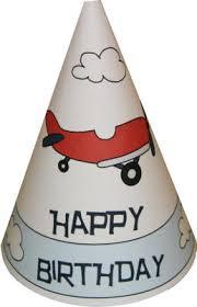birthday hat paper birthday hat