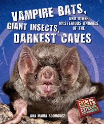 amazon com vampire bats giant insects and other mysterious