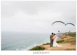 torrey pines wedding torrey pines gliderport wedding david la jolla family