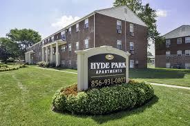hyde park apartment homes rentals bellmawr nj apartments