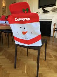 snowman chair covers best christmas gifts cheap christmas gifts ideas australia