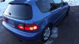 honda hatchback 1993 1993 civic dx hatch for sale