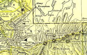 Map Of South Dakota Counties Utah County Map