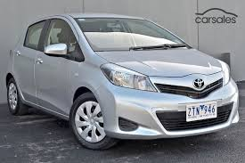 toyota car sales melbourne used toyota yaris cars for sale in melbourne