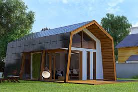 ecokit u0027s prefab cabin is sustainable home you can assemble for
