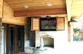 outdoor tv cabinet enclosure outdoor tv cabinets for flat screens how to build an outdoor
