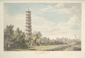 from geometric to informal gardens in the eighteenth century