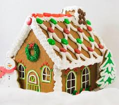 Gingerbread House Decoration Pictures Of Gingerbread Houses Lovetoknow