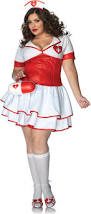 night nurse plus size costume for women costumes night nurse