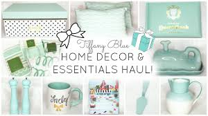 tiffany blue u0026 aqua home decor u0026 essentials haul homegoods tj