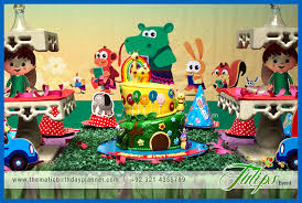 1st birthday party themes for boys babytv birthday party theme ideas in pakistan
