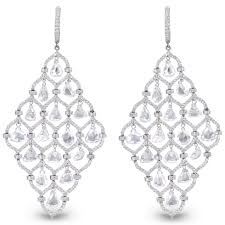 chandelier diamonds floating diamonds chandelier earrings jacob co timepieces