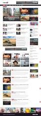 amerigo responsive newspaper news magazine wordpress theme