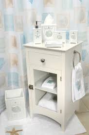 beach themed bathroom accessories design breezy beach themed