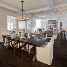 dining room kitchen ideas livingroom open concept living in custom home colby construction
