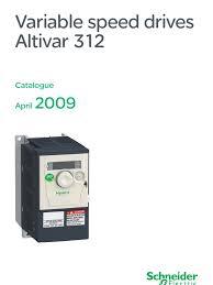schneider electric atv 312 drive catalog electromagnetism