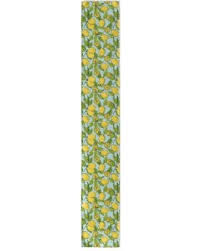 Designs For Runners Deals On Kavka Designs Lemons Table Runner Blue Table Runners