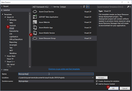 create build and deploy logic apps in visual studio azure