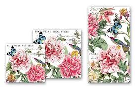 michel design works paper napkins