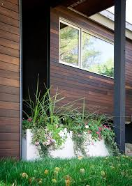 Modern Garden Planters 20 Best Outdoor Planter Boxes Images On Pinterest Planter Boxes