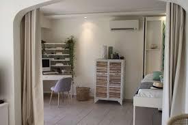 chambre modulable aménagement d un salon en chambre modulable et coin bureau