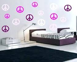peace sign decorations for bedrooms peace sign decor for bedroom room ideas best quotes images on