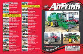 complete farm auction brian u0026 rosemary klinger lashburn sk