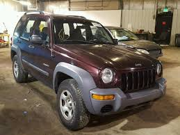 jeep liberty 2004 for sale auto auction ended on vin 1j4gl48k24w283680 2004 jeep liberty sp