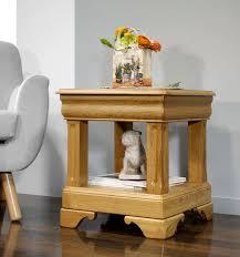 canape de style bout de canapé ou table d appoint en chêne de style louis philippe