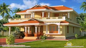 Duplex House Designs Kerala Style Duplex House Plans Youtube