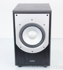 8 inch home theater subwoofer infinity ps 8 8 inch powered subwoofer the music room