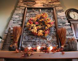 Fall Arrangements For Tables 87 Exciting Fall Mantel Décor Ideas Shelterness