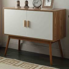 modern console table with drawers mid century modern console table storage cabinet with solid wood